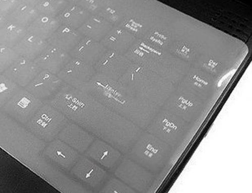 防水矽膠鍵盤保護膜