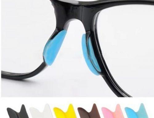 柔軟舒適塑料鏡框矽膠鼻托