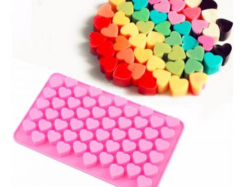 優質定制心形巧克力模具