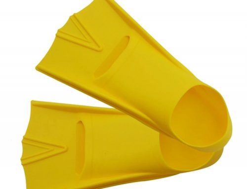 成人兒童矽膠蛙鞋
