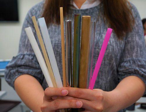 7月1日起四大類場所「內用」不得提供一次性塑膠吸管
